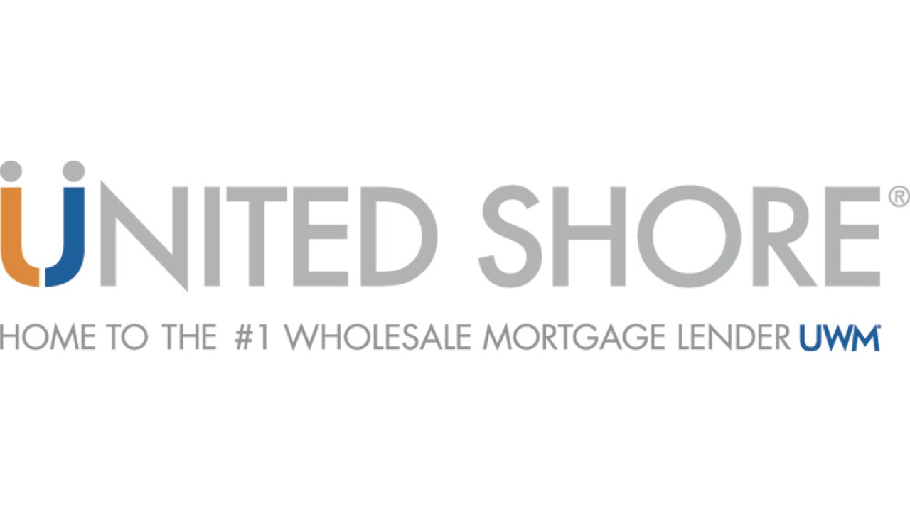 United Shore hiring for sales, IT, mortgage underwriting and client service positions