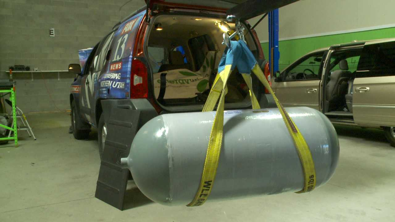 Does CNG save money? FOX 13 investigates