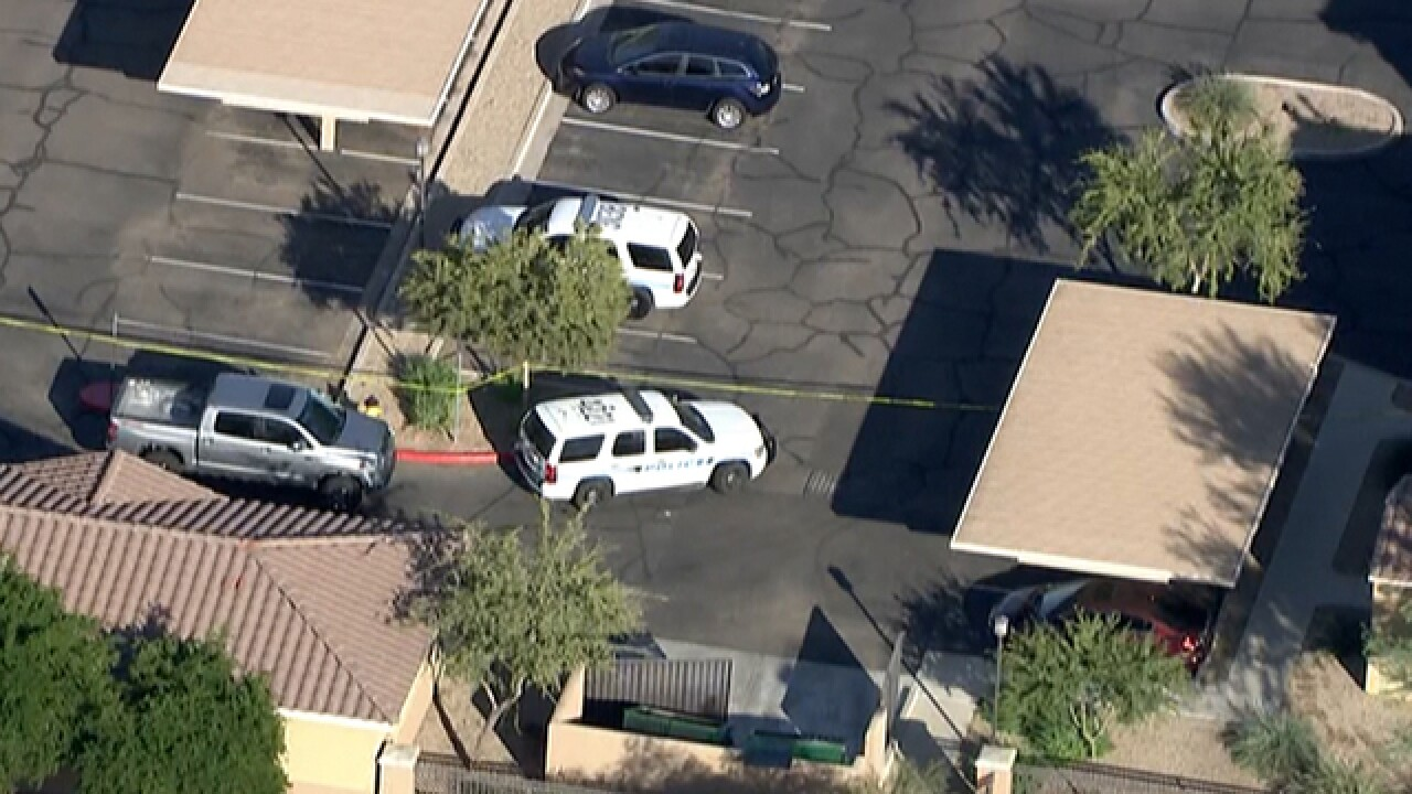 PD: Infant possibly taken from park in Chandler