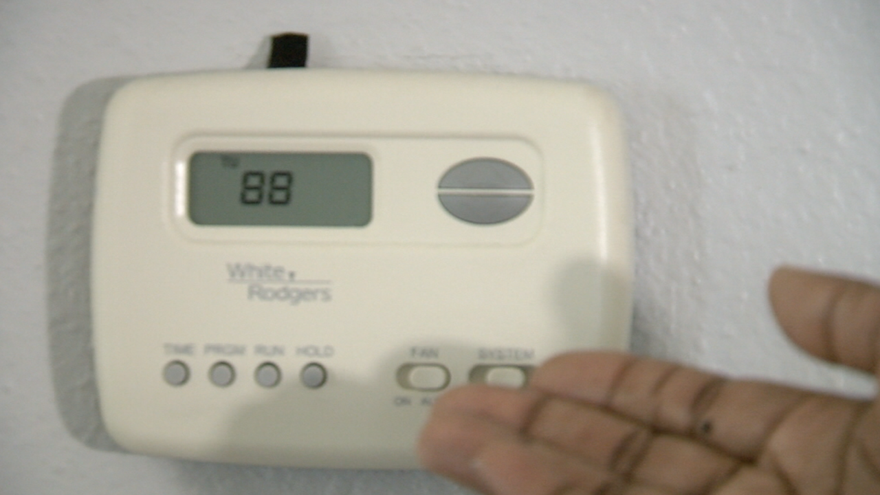 Deerfield Apartments Unit Without AC