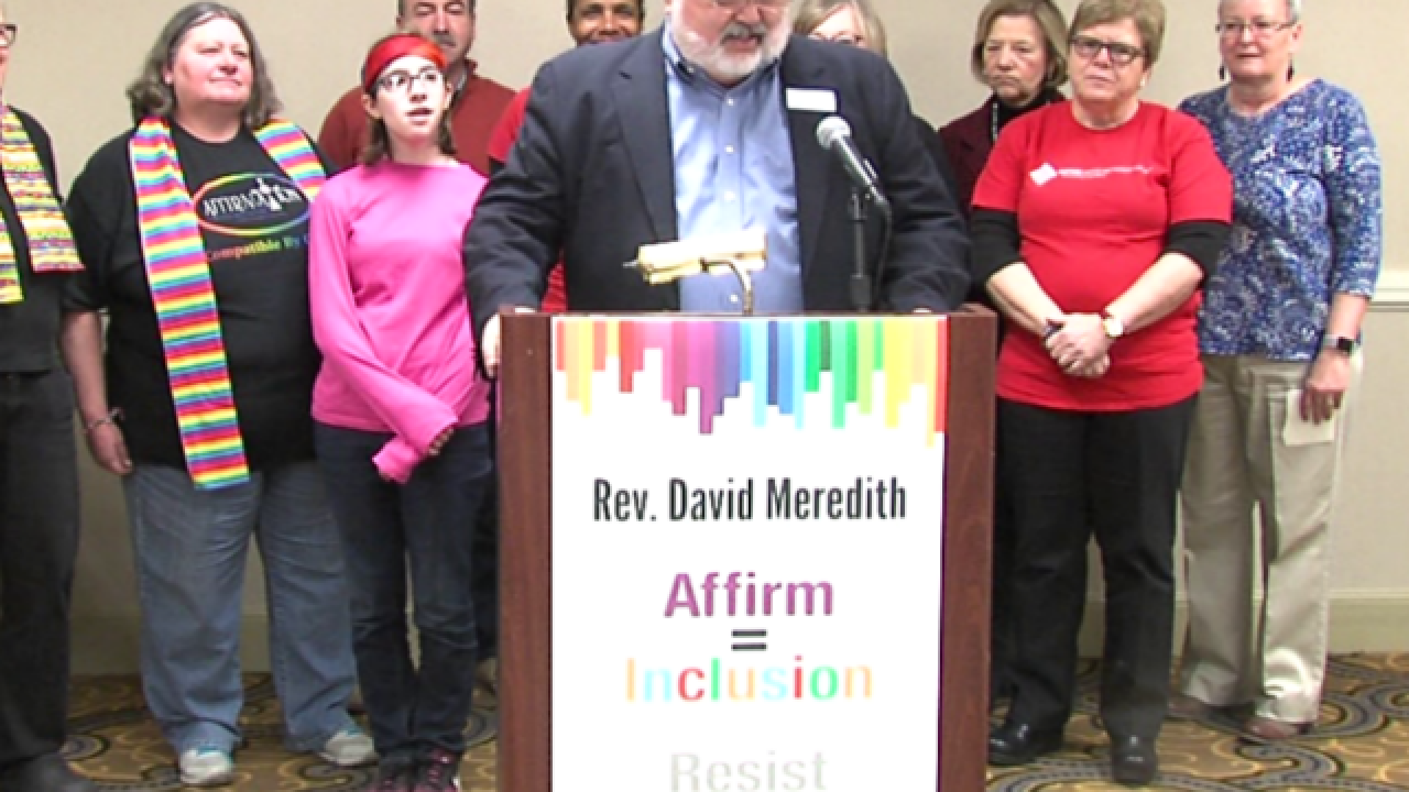 Gay pastor to stand 'trial' in Indianapolis