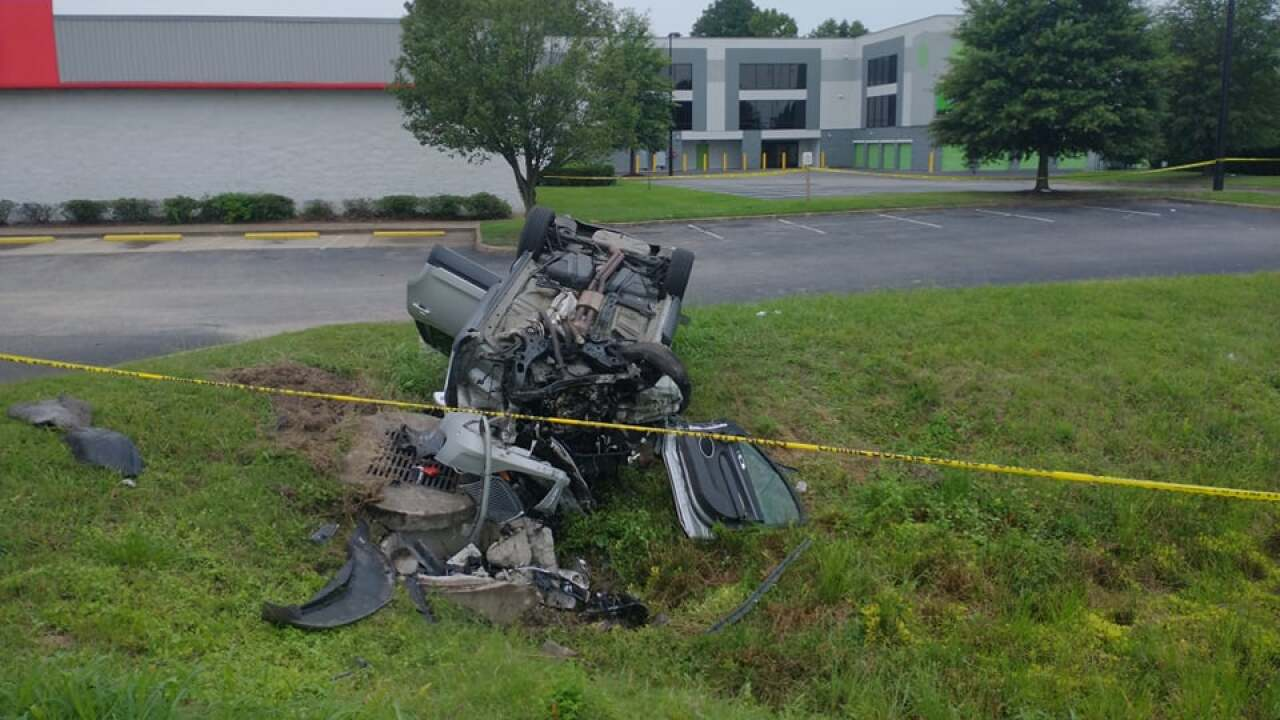 HP LaSalle Avenue and Settlers Landing Road fatal crash (August 3)