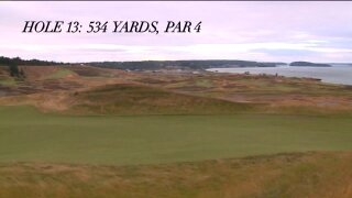U.S. Open hole-by-hole preview: Hole #13, Chambers Bay Golf Links