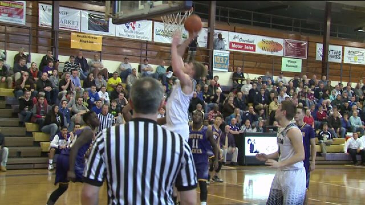 Video: high school basketball district openers