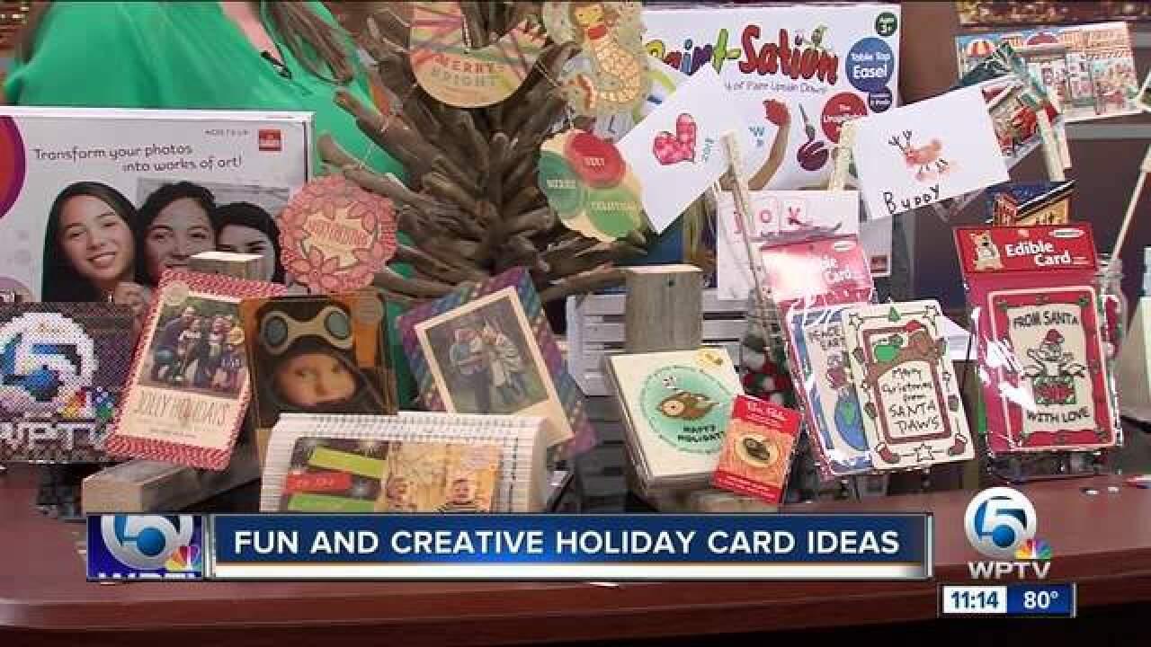 Fun and creative holiday card ideas