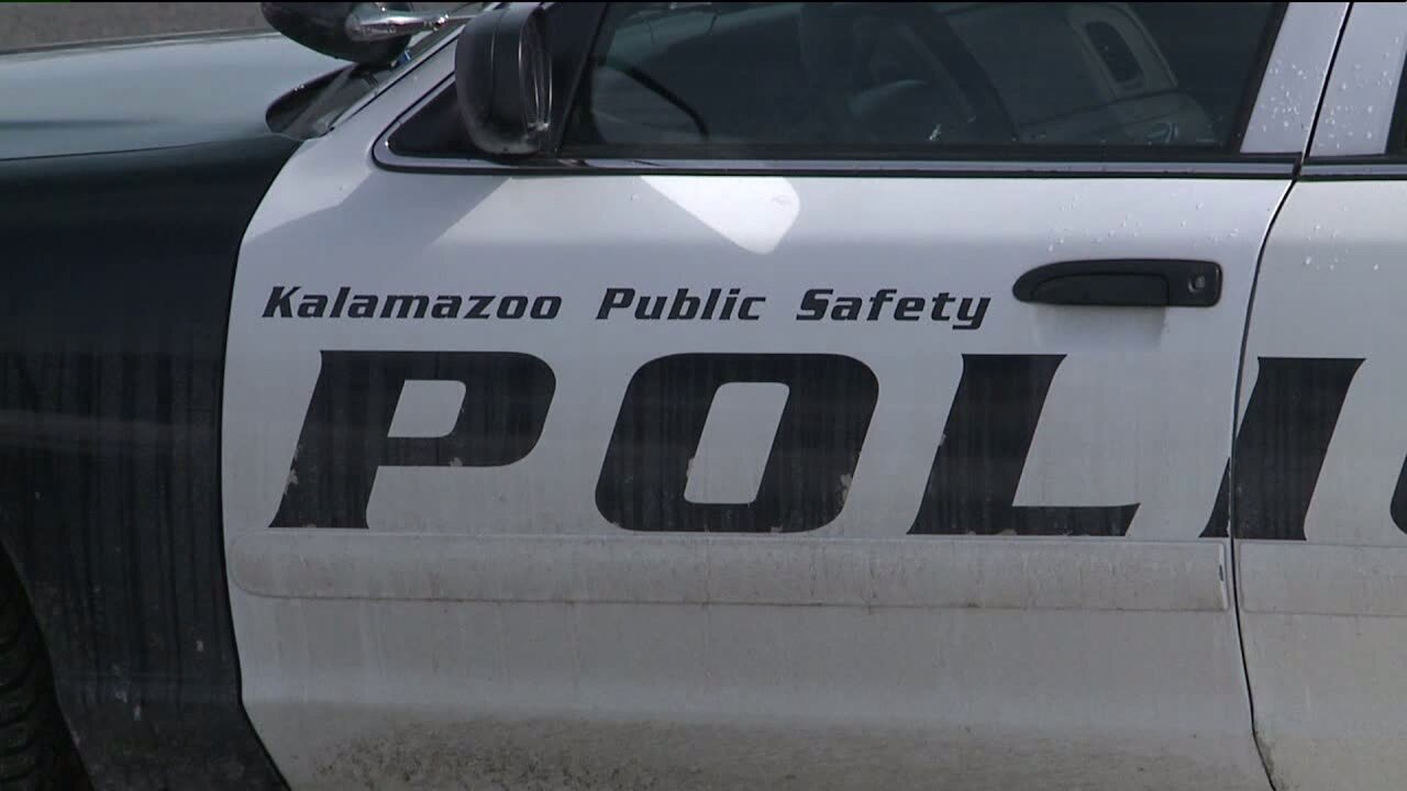 Kalamazoo Department of Public Safety Cruiser