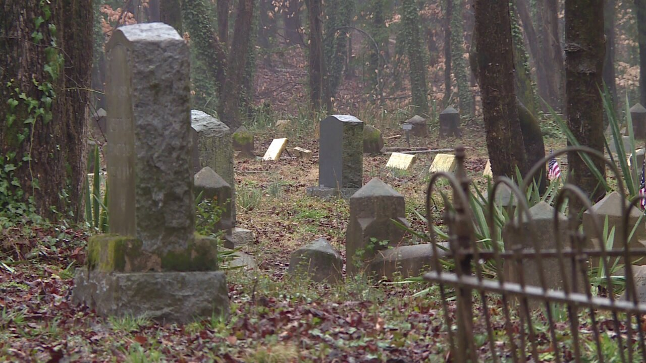 Rep. McEachin introduces bill to preserve historical African-American burialgrounds