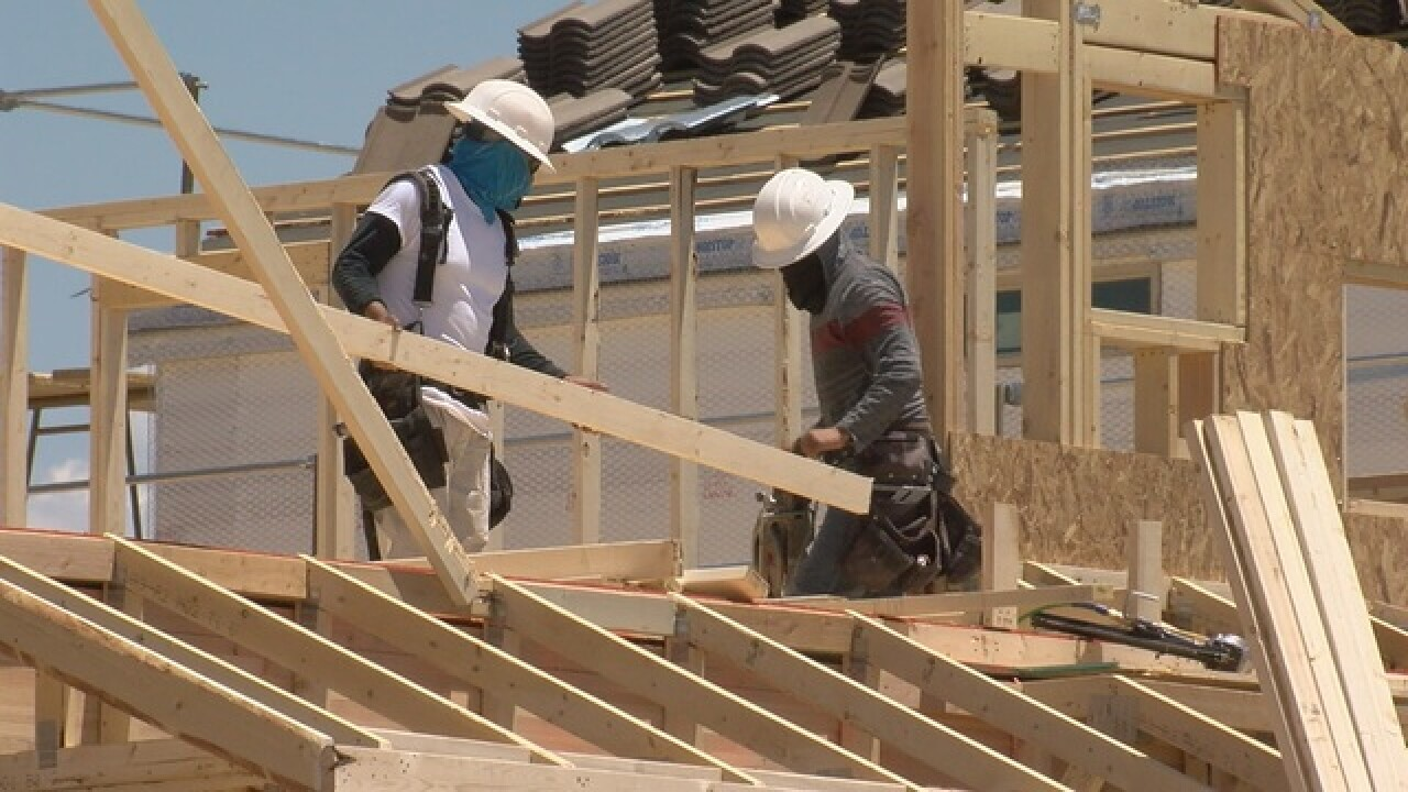 Report: Arizona construction industry growing