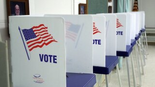 "Poll workers participating in ""unprecedented"" numbers"