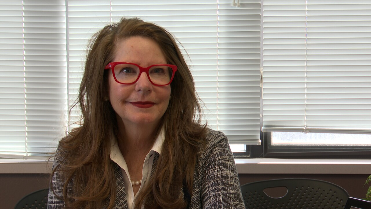 State Superintendent Elsie Arntzen discusses standardized tests