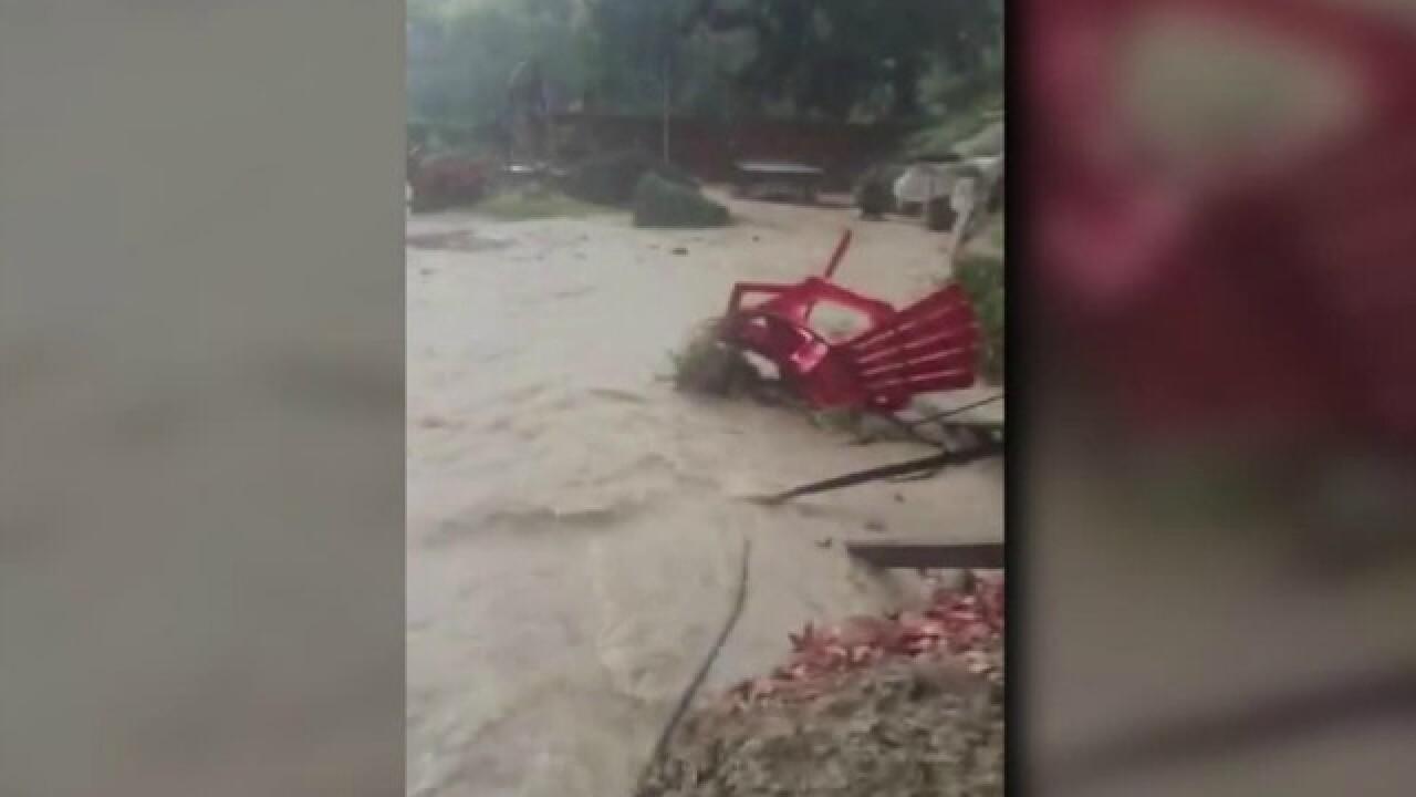 Before the next El Nino storm: Storm drain fixes