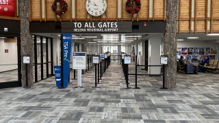 Helena Regional Airport Checkpoint