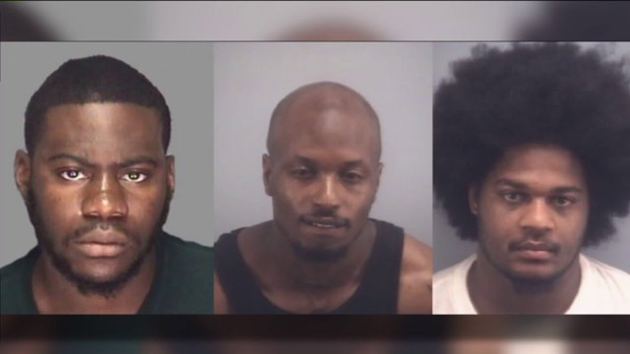Men arrested for murder at Cheetah's Gentlemen's Club appear in court