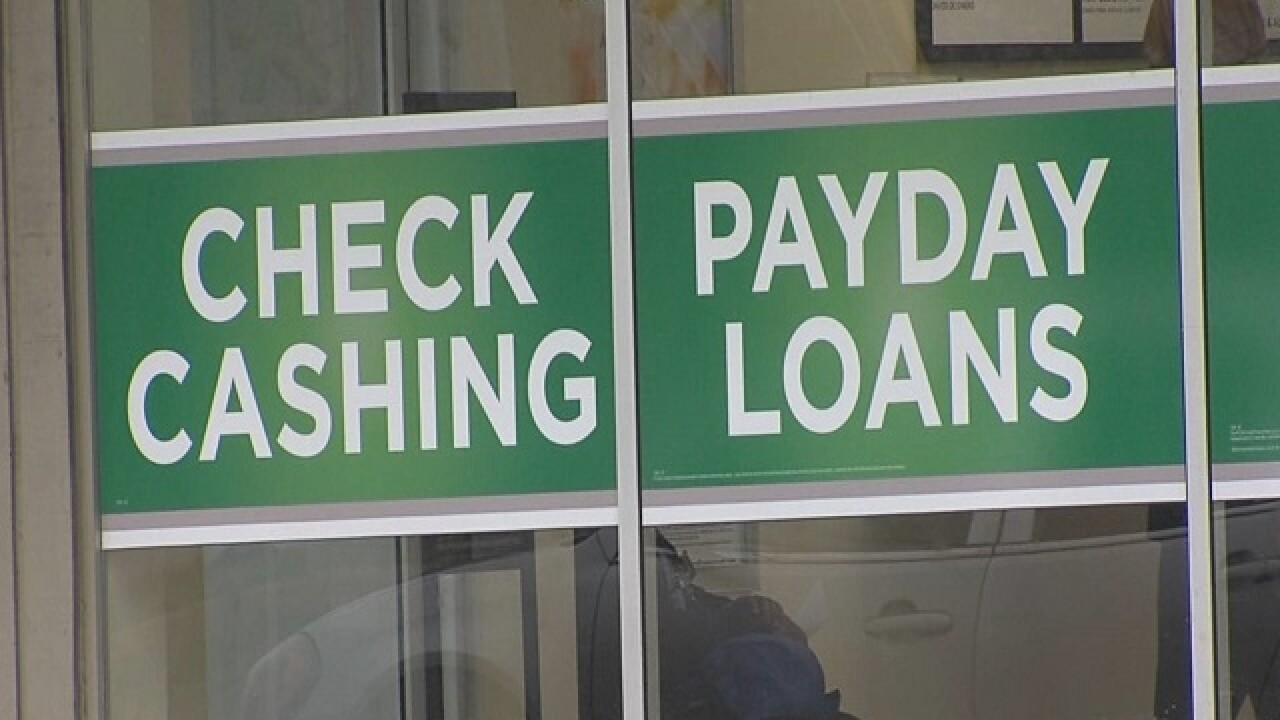 Payday loans leave some Hoosiers bankrupt
