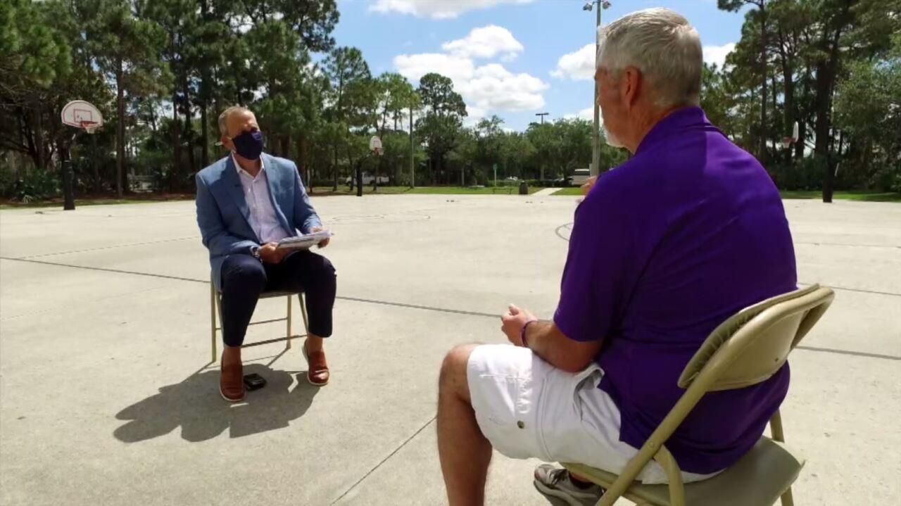 Scott Yebba speaks with Michael Buczyner