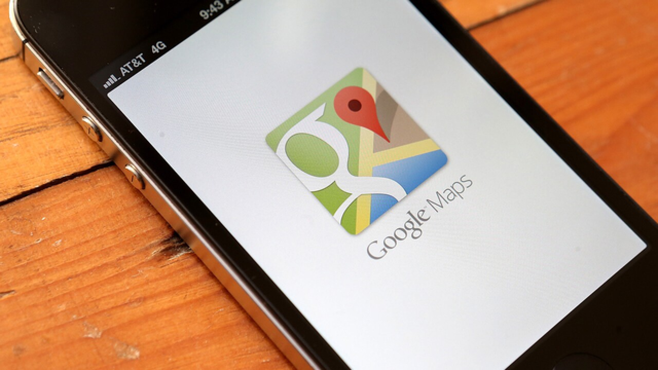 Your Google Maps data to help KC Chamber project
