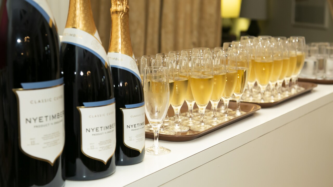 Nyetimber Re-Launches in Japan with TY Creation as Exclusive Importer and Distributor
