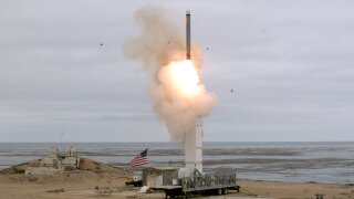 DoD Missile Test