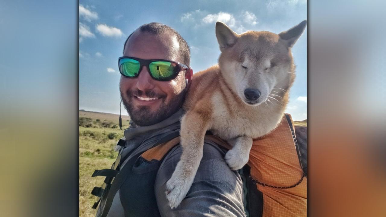 Kyle-Rohrig-and-Katana-go-hiking-2019.png
