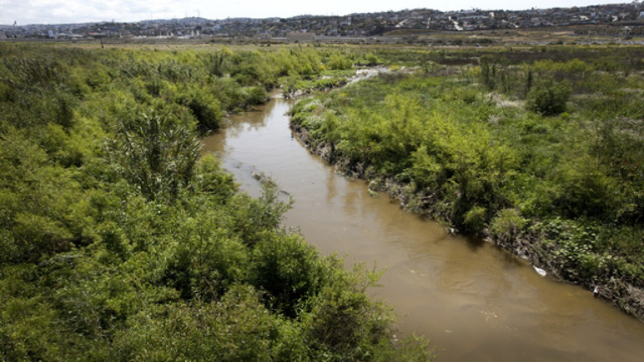 140M gallons of sewage flows from Tijuana to SD