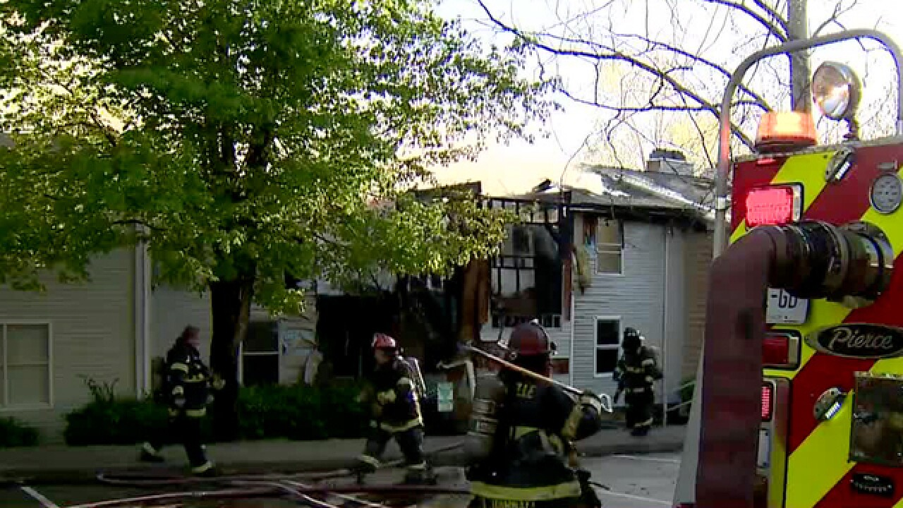 Antioch Residents Forced To Find New Housing After Fire