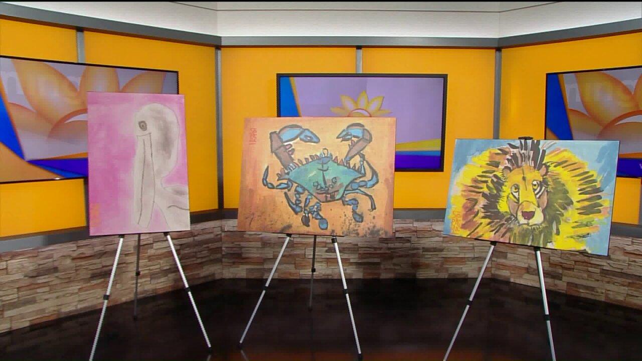 Sophia Pineda: Art BecomesHer