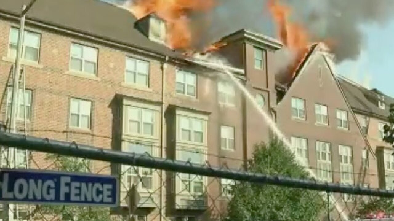 74-year-old man found alive 5 days after Washington, DC, building fire