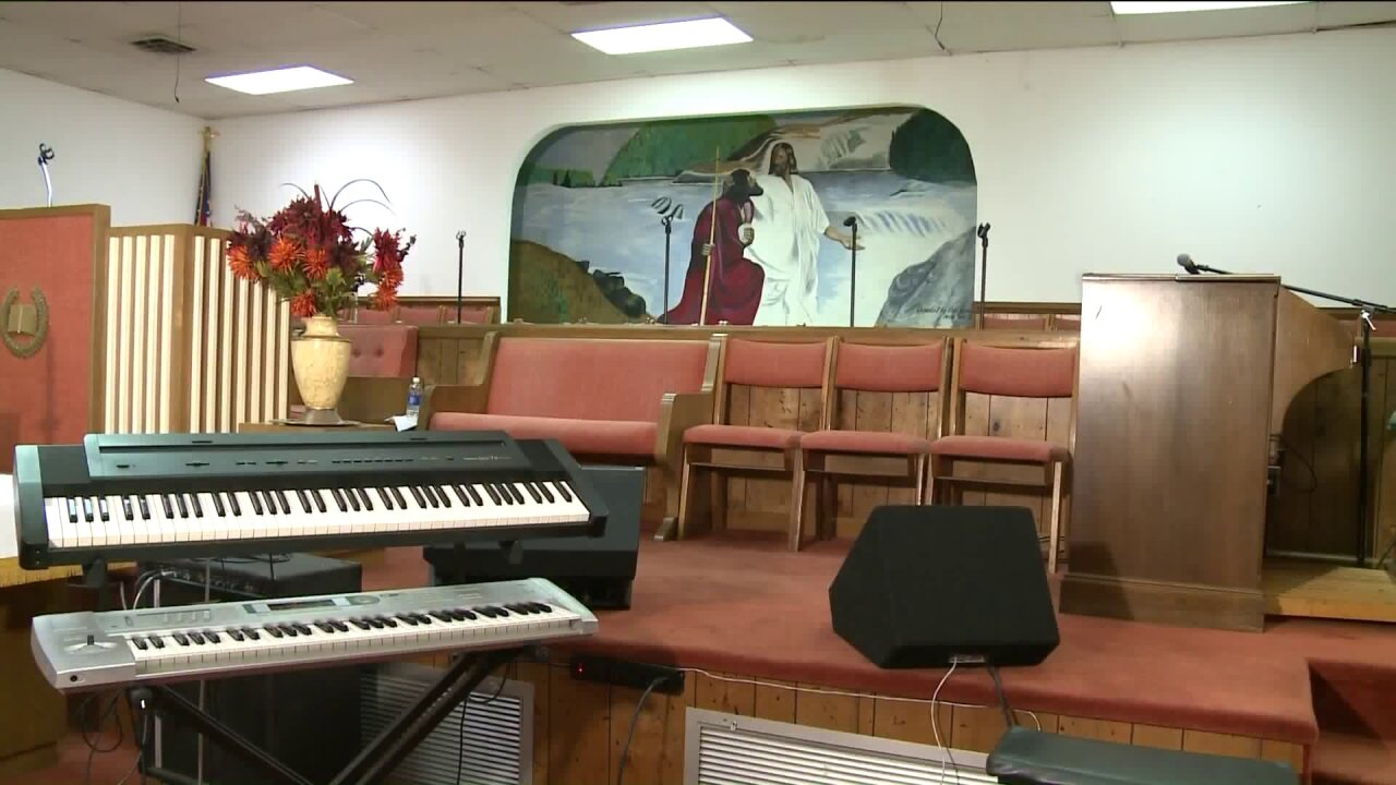 Man kicked out of Dinwiddie church just hours before fatalstabbing