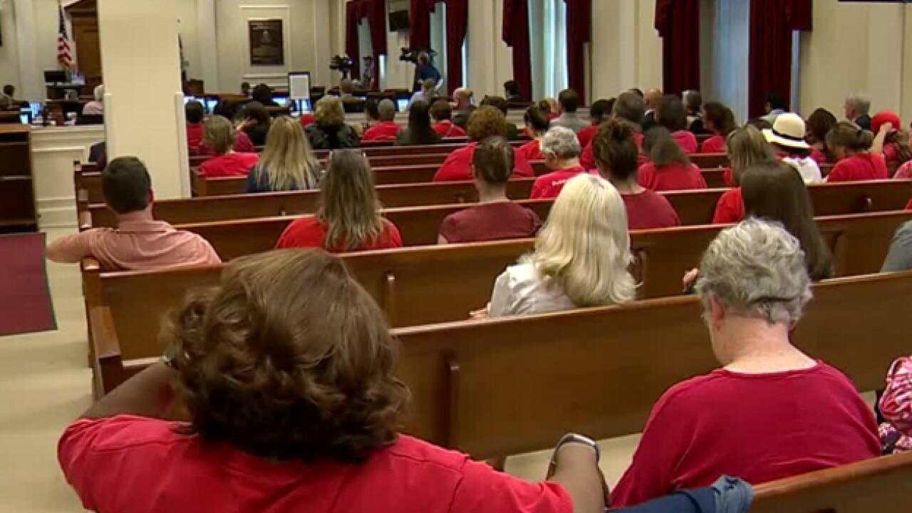 Amid Talks Of School Budget Cuts, Paraprofessionals Contemplate The Future