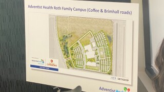 Adventist Health Bakersfield Commons Project