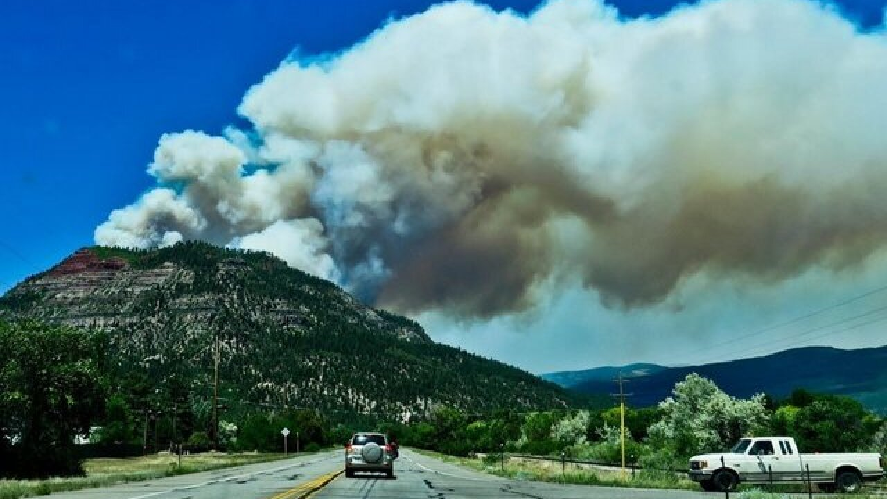 416 Fire grows to nearly 26,000 acres