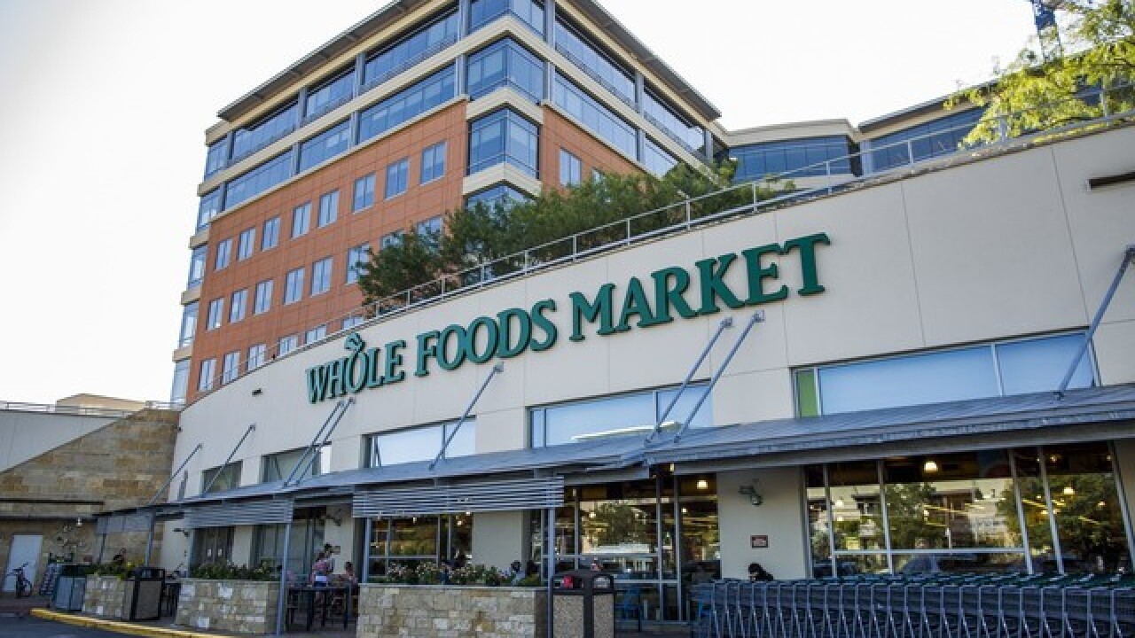 Amazon pop-up shops to open in Whole Foods stores