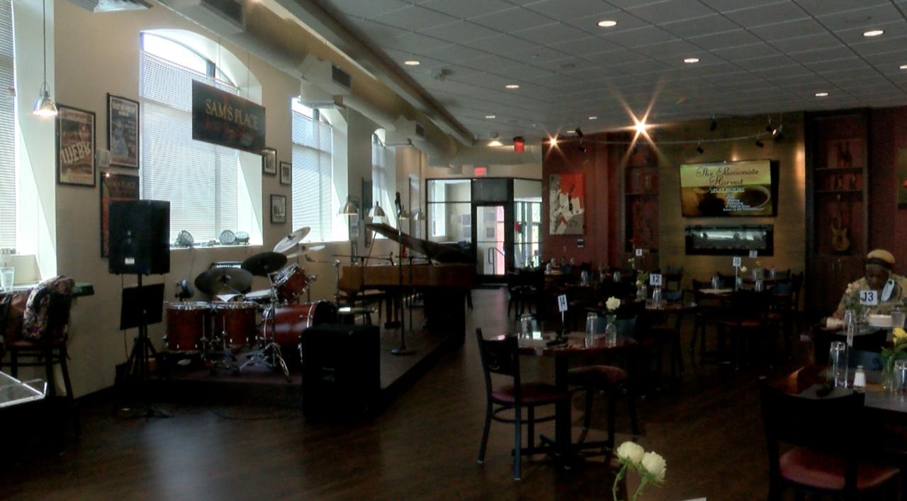 SAM'S PLACE JAZZ CAFE