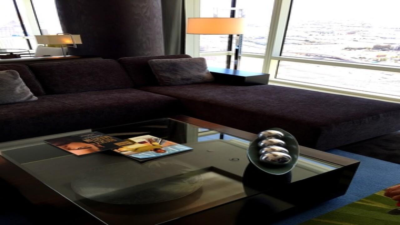 360 VIDEO: Luxurious Las Vegas accomodations