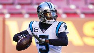 Panthers Washington Football