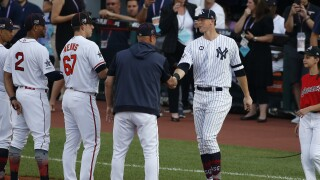 DJ LeMahieu All-Star Game
