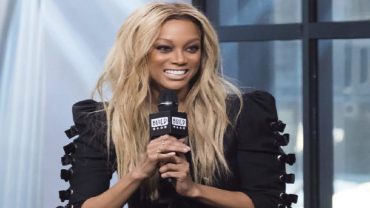 Tyra Banks Is Going To Be The New Host Of 'Dancing With The Stars'