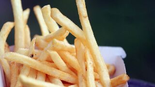Celebrate National French Fry Day by getting free french fries on Monday