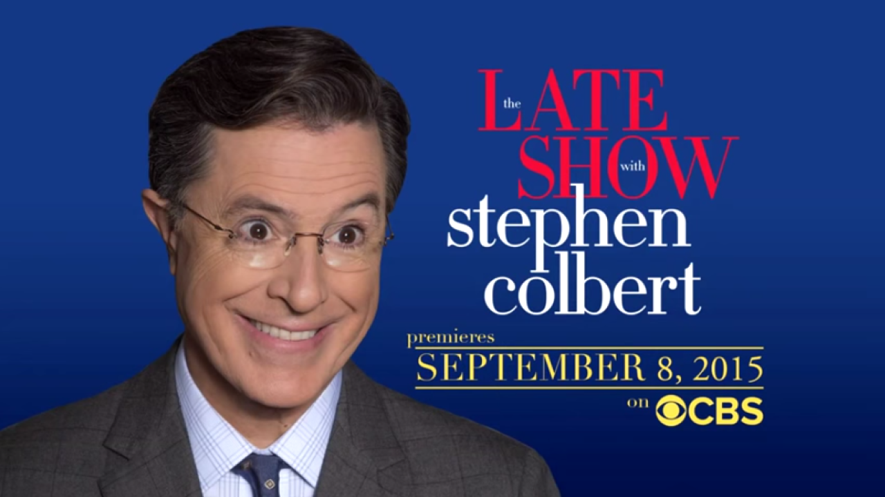 Everything you need to know about the premiere of The Late Show with Stephen Colbert