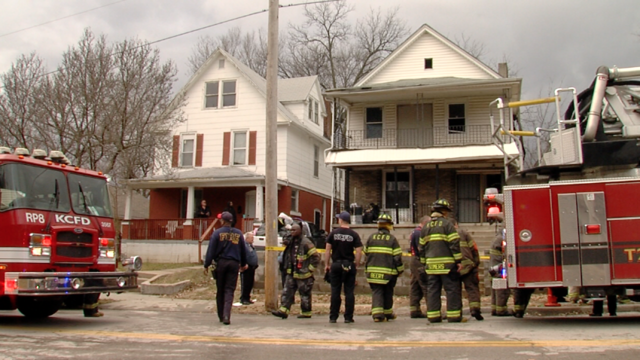 Twins killed in fire
