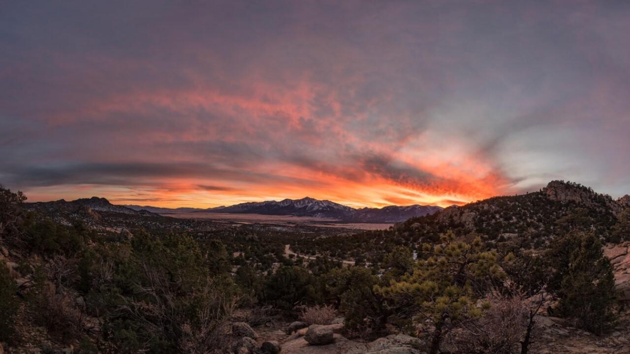 Buena Vista sunset