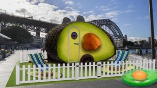 You Can Now Stay The Night In An Avocado Hotel Room In Australia