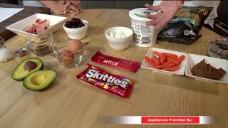 Quick tips for eating healthy on thego