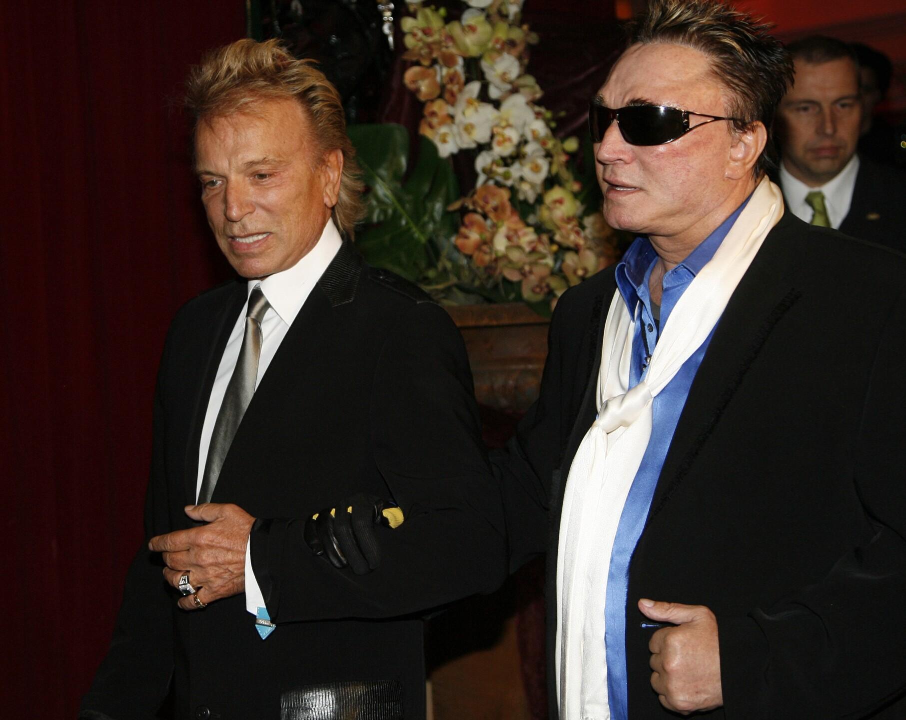 Siegfried Fischbacher,  Roy Uwe Ludwig Horn