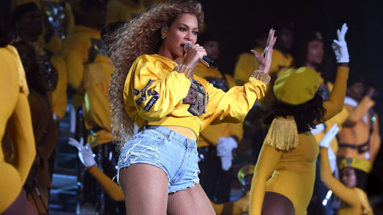 Beyoncé makes history with Coachella performance