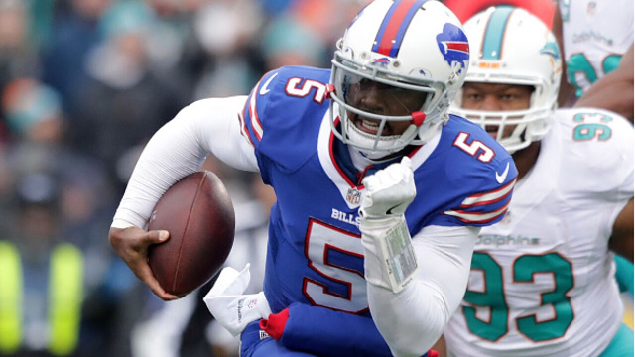 Buffalo Bills GM Brandon Beane noncommittal on QB Tyrod Taylor
