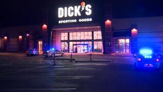 Southpark Mall Stabbing Scene