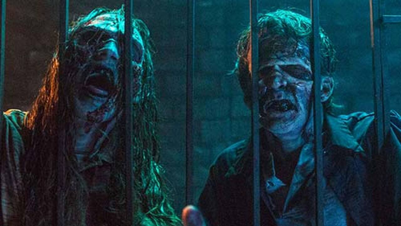Halloween Haunt returns to Kings Dominion with 3 'gruesome' new experiences
