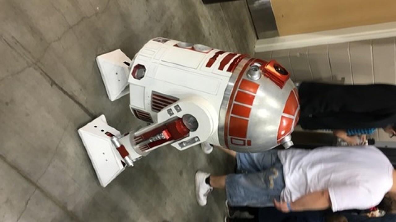 GALLERY: Indiana Comic Con 2016