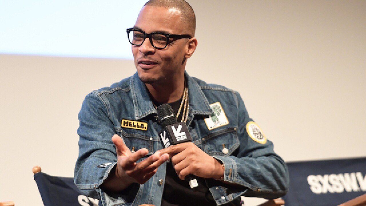 T.I.: Rapper arrested outside of the Atlanta-area gated community in which he lives